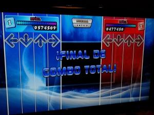 Final de Combo total