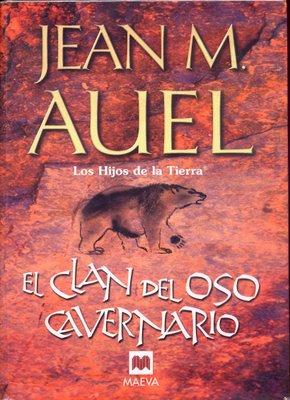 Día del Libro: Los hijos de la tierra de Jean M. Auel