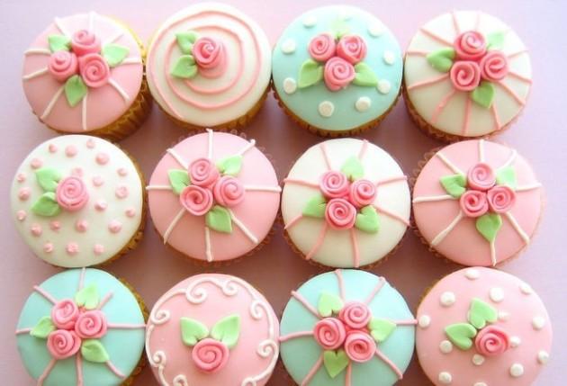 Cakes rosas