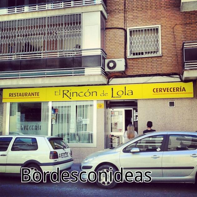 El Rincón de Lola