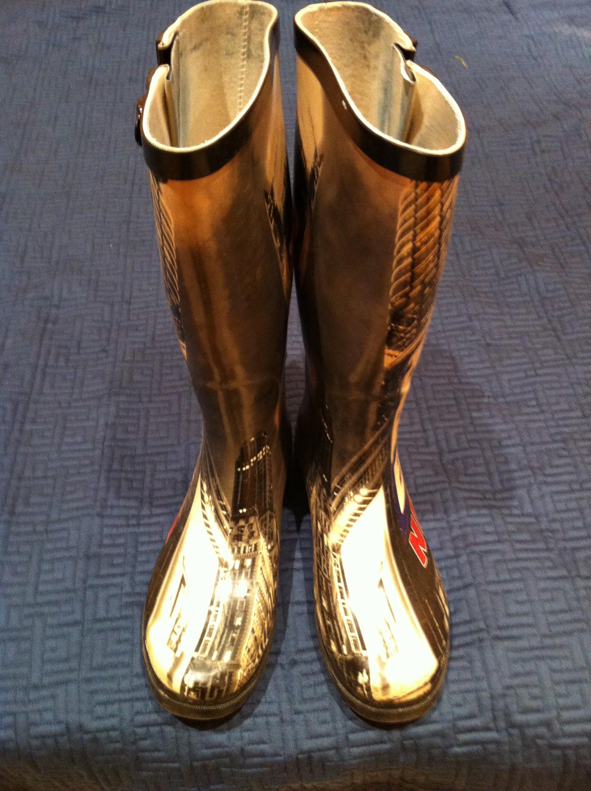 Una bota para mis nalgas - 2 2
