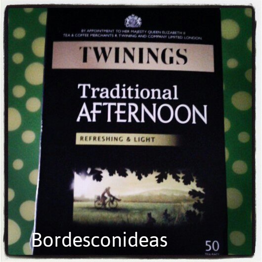 Twinings traditional afternoon