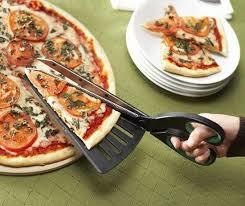 Tijera corta pizza