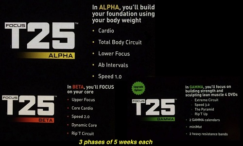 T25-fases