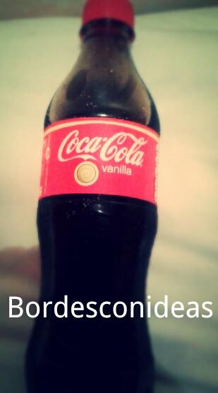 Cocacola vainilla