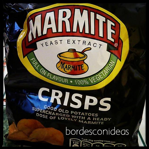 Marmite Chips