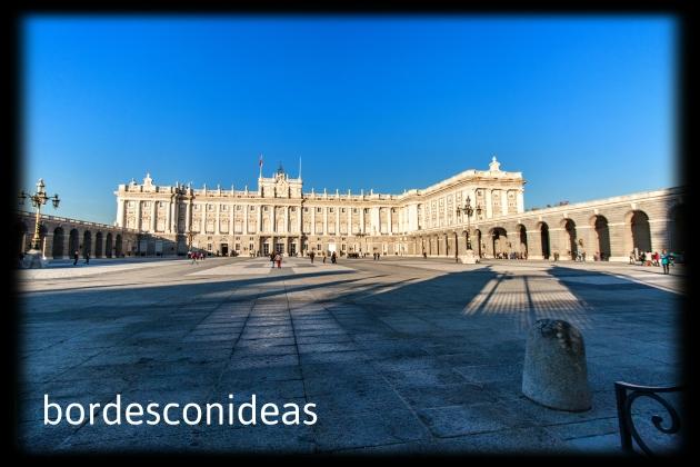 Palacio Real Frente